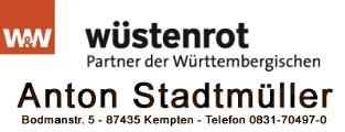 Wüstenrot Stadtmüller